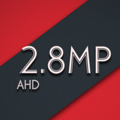 2.8MP DOME AHD
